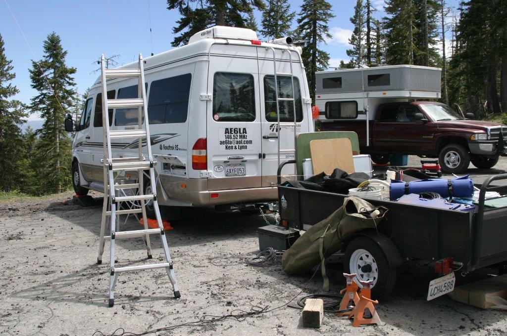 AE6LA camp